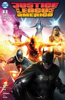 Justice League of America - Der Gott der Superhelden