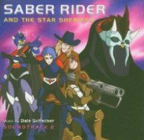 Saber Rider and the Star Sheriffs, Soundtrack 2