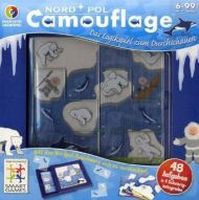Camouflage North Pole