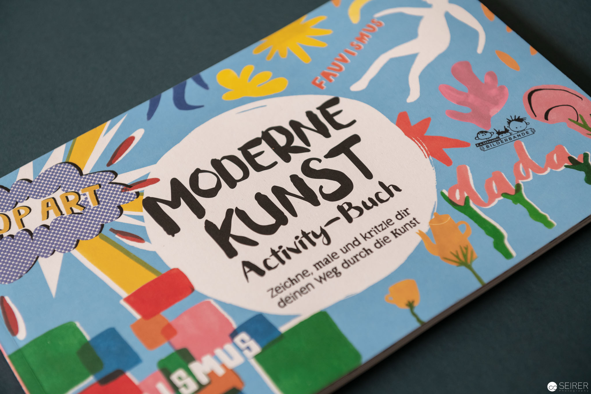 20181029 133605 Moderne Kunst Activity Buch 6643