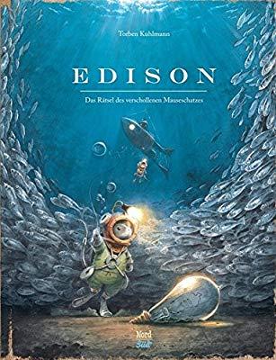 Edison - Das Räsel des verschollenen Mäuseschatzes