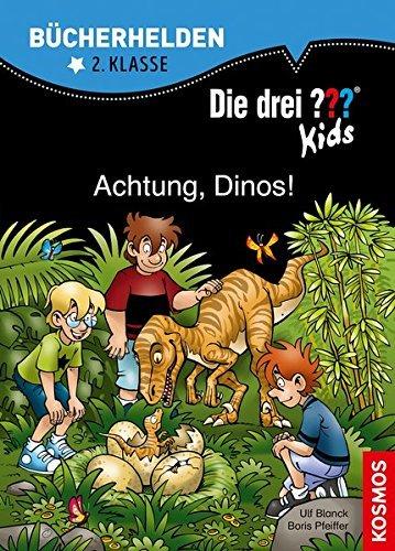 Die drei ??? Kids: Achtung, Dinos!