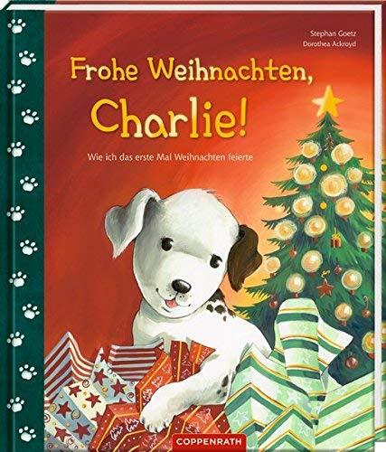 Frohe Weihnachten, Charlie! von Stephan Goetz Dorothea Ackroyd