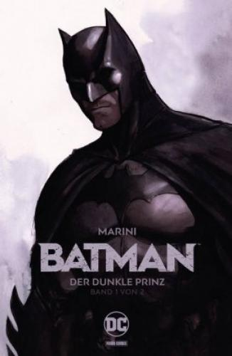 Batman: Der Dunkle Prinz von Enrico Marini