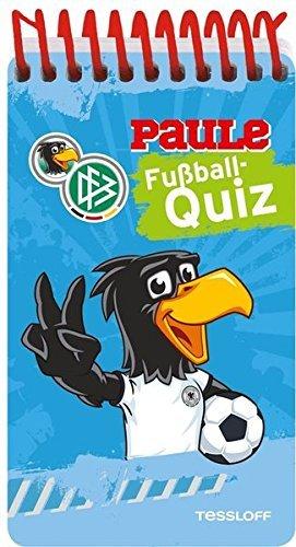 Dfb Paule Fussball Quiz Von Tessloff