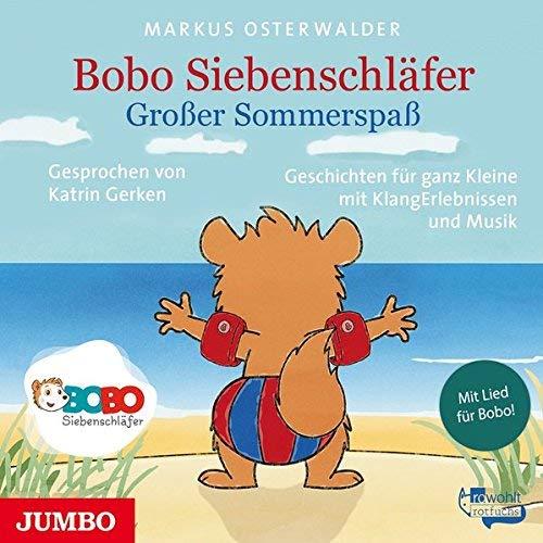 Bobo Siebenschläfer: Großer Sommerspaß
