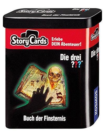 Story Cards: Die drei ??? - Buch der Finsternis