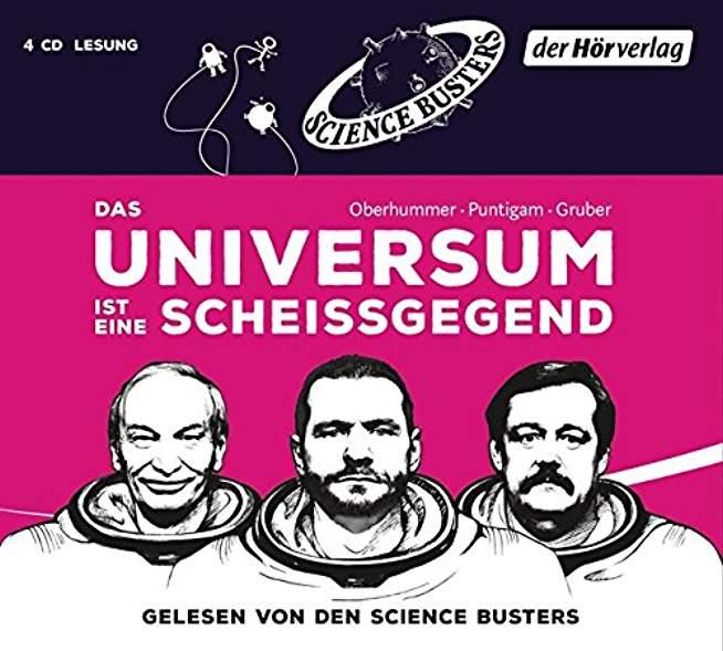 Das Universum ist eine Scheißgegend (Hörbuch)