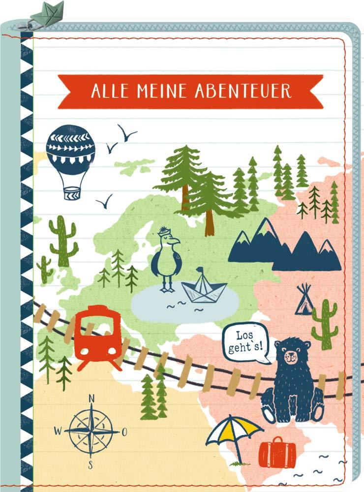 Alle meine Abenteuer: Reisetagebuch