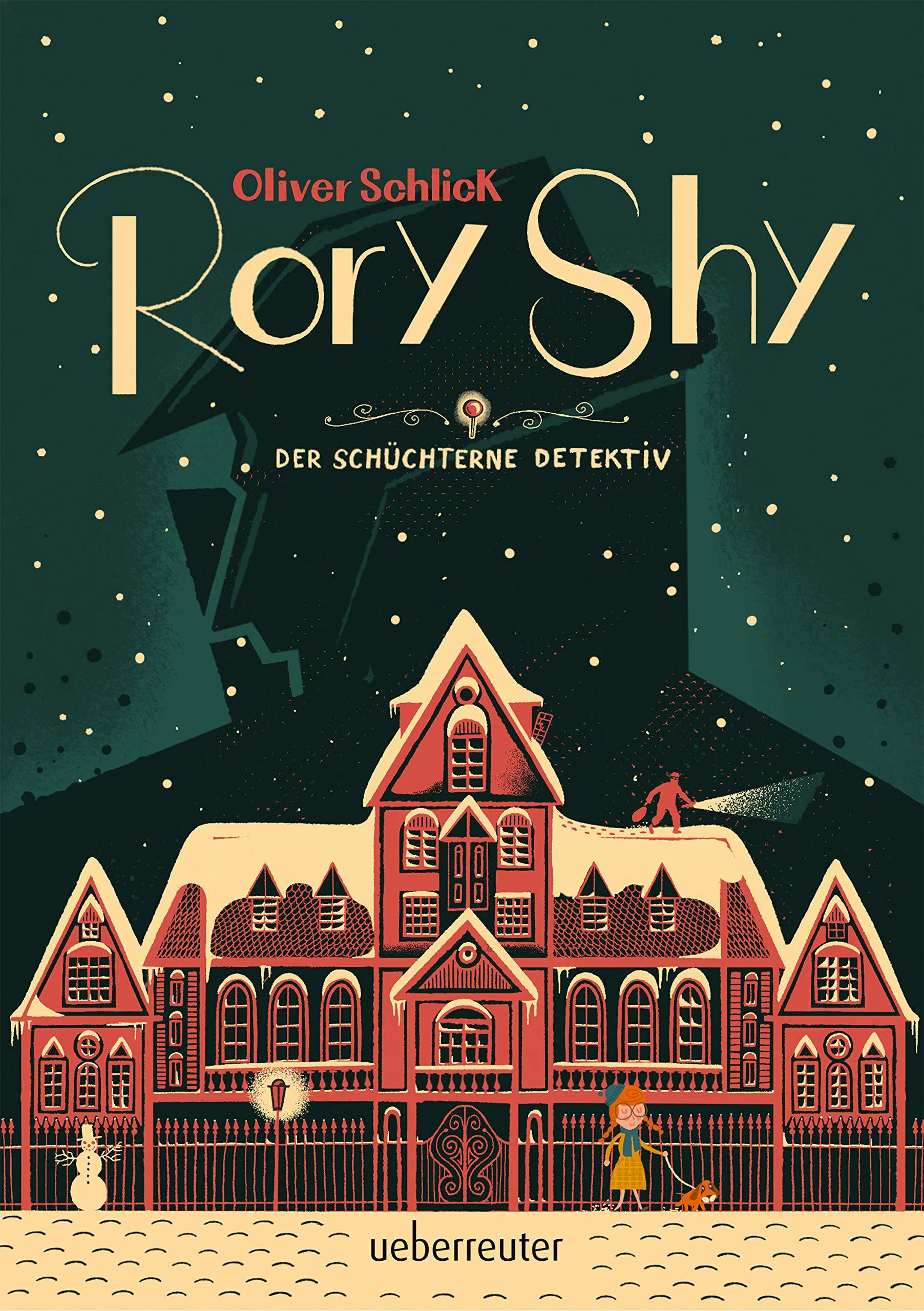 Rory Shy, der schüchterne Detektiv