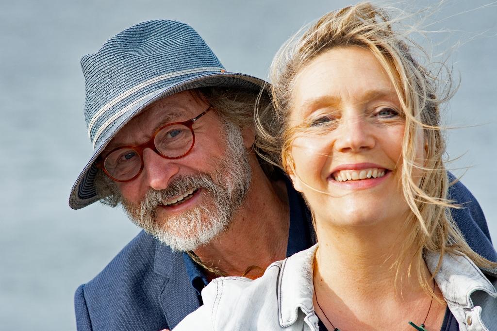 Interview mit Bettina Göschl und Klaus-Peter Wolf