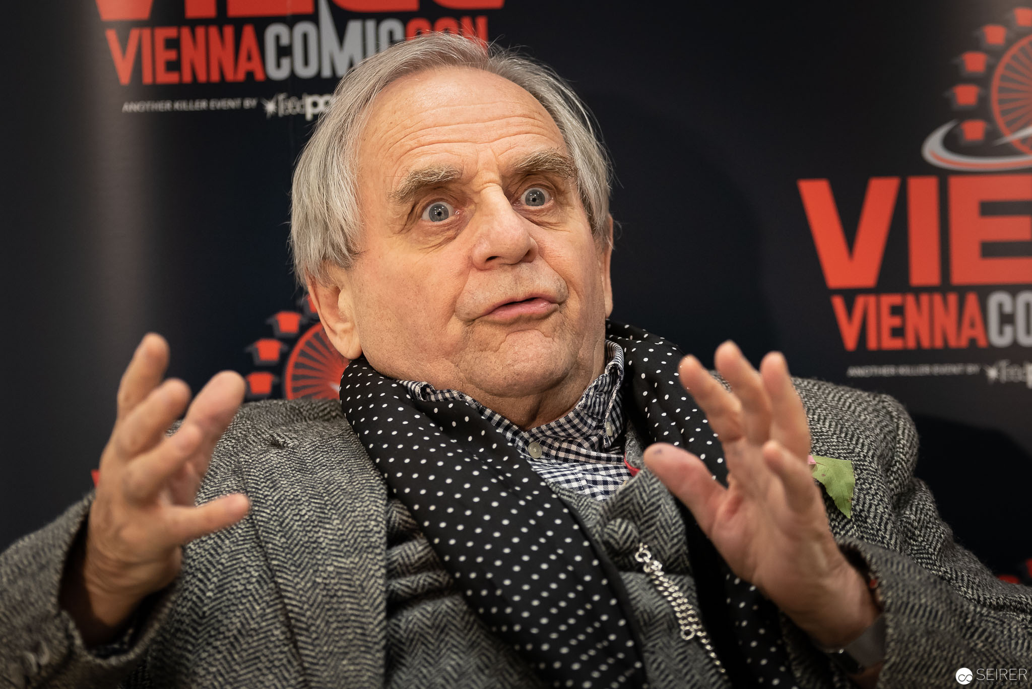 Sylvester McCoy - Doctor Who