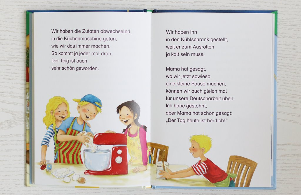 Weihnachtskekse Buch.Abenteuer Im Möwenweg Wir Backen Weihnachtskekse Von Kirsten Boie