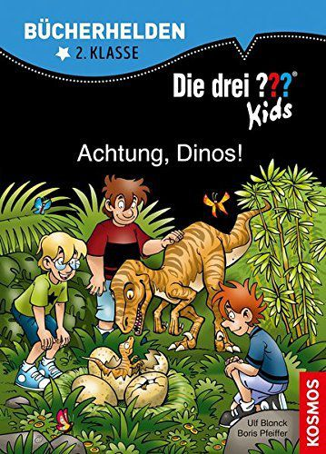 Achtung, Dinos!